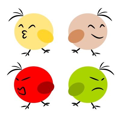 Emotion classification